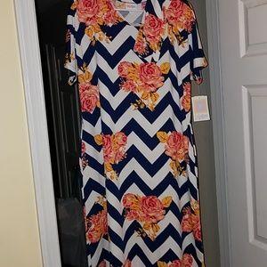 Brand new XL Lularoe Marly Dress